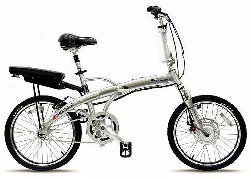 2013 Prodeco Mariner 250Watt Folding e-Bike